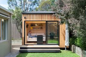 Backyard Room Ideas Blackburn Office Studio Contemporary Shed Melbourne By