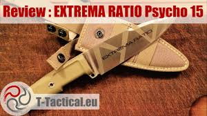 Tactical Kitchen Knives Extrema Ratio Psycho15 Review Test Tactical Cooking T