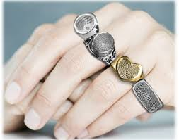rings cremation ashes urn ring memorial gallery