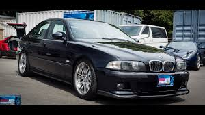 bmw car auctions walk around test drive 2000 bmw e39 m5 japanese jdm car