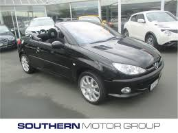 peugeot 206 cc 1 6 cabriolet 2003 used peugeot new zealand