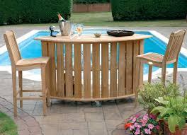 Garden Bar Stool Set by Alexander Rose Bengal Teak Garden Bar Set Free 24hr Mainland Uk