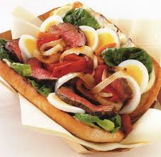 cuisine argentine argentine beef tenderloin sandwiches with roasted peppers and