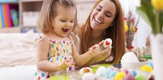 kids easter at easter parenting with positive emotions