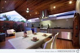outdoor kitchen design 15 outdoor kitchen designs for a great cooking aura kitchens
