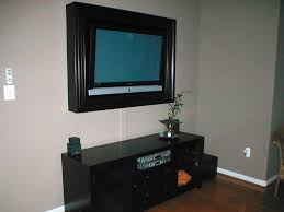Cord Hider For Wall Mounted Tv Decidyn Com Page 152 Rustic Kitchen With Linen Cafe Curtains