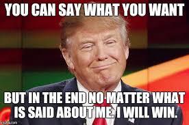 I Will Win Meme - donal trump face memes imgflip