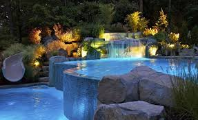 Pools With Waterfalls | 15 pool waterfalls ideas for your outdoor space home design lover