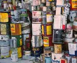 Toxicity Of Household Products by Paint Is One Of The Most Common Yet Hazardous Substances In Your Home