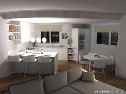 cucina sala pranzo gallery of forum disposizione cucina soggiorno sala pranzo