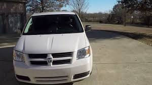 hd video 2010 dodge grand caravan cargo van c v utility van truck