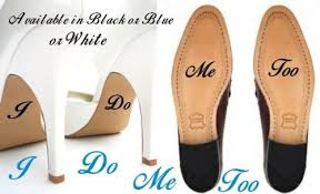 wedding shoes help me 2pcs set i do me personalised wedding shoes decal vinyl