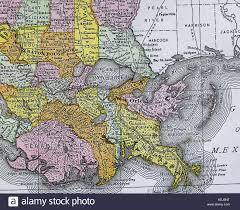 Map Of New Orleans Louisiana Map Of Louisiana State Stock Photos U0026 Map Of Louisiana State Stock