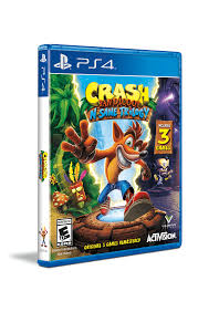 crash bandicoot home