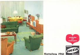 old ikea catalog ikea catalog covers from 1951 2015 catalog vintage interiors and