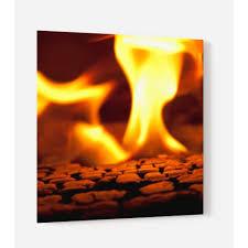 feu de cuisine acheter fond de hotte feu flamme orange crédence de cuisine