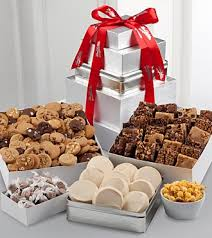 mrs fields gift baskets gifts christmas gift basket christmas gift baskets