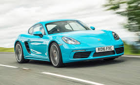porsche cayman s horsepower 2017 porsche 718 cayman s drive review car and driver