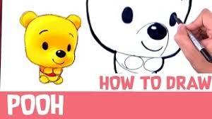 xem draw lumpy step step drawings winnie pooh
