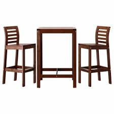 Ikea Stornas Bar Table Table Chair Björkudden Bar Table Ikea Three Of These Would Fit