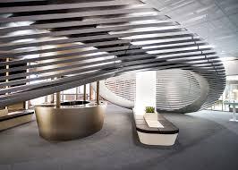 zaha hadid interior georg jensen s baselworld installation designed by zaha hadid