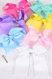 different types of hair bows hair bow jumbo sequin cheer bow type grosgrain bow