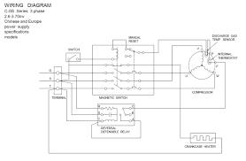 l unite hermetique compressor wiring diagram l wiring diagrams