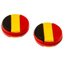 Belgian Flag Amazon Com Tennisgeek Belgian Flag Tennis Dampener 3 Pack