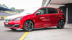 peugeot gti 2016 peugeot 308 gti review quick drive caradvice