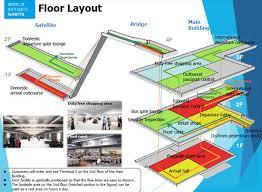 Narita Airport Floor Plan Tokyo Narita Airport Targets 8 April 2015 For Terminal 3 Opening