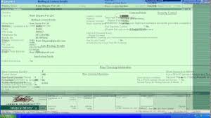 Tally Resume Sample by Tally Erp 9 Resume Sample Facilities In Tally9 Accounting