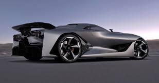 voiture de sport voiture du futur concept 2020 vision gran turismo la voiture de