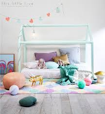 Childrens Bedroom Playroom Ideas House Bed Cubby House House Bed Kids Bed Playroom Kids