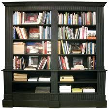 Bookshelf Antique Bookcase Black Antique Style Bookcase Vintage Looking Bookcase