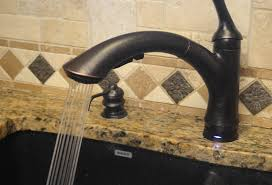 touch on kitchen faucet bathroom delta touch faucet for modern bathroom