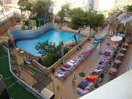 Magic Rock Gardens Hotel Benidorm Foto Hotel Desde Habitacion Picture Of Magic Aqua Rock Gardens