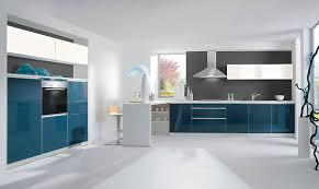 hochglanz küche küche glasfront alno pro mit elektrogeräten und einbauspüle