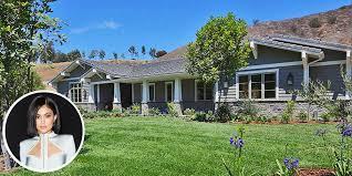 kardashian house floor plan kylie jenner buys 4 5 million hidden hills mansion to be home