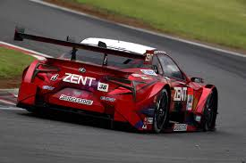 japanese street race cars the lexus lc 500 is dominating japan u0027s super gt championship