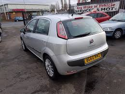 used fiat punto evo eleganza for sale rac cars