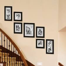 decorate stairway wall 50 creative staircase wall decorating ideas