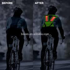 luminous cycling jacket green safety reflective jacket green safety reflective jacket