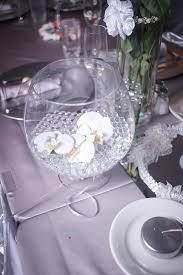 elegant fishbowl centerpieces on tradesy