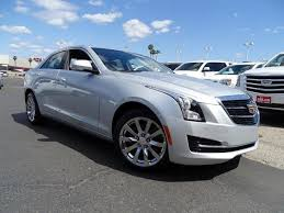 cadillac ats models this beautiful radiant silver metallic cadillac ats sedan in san