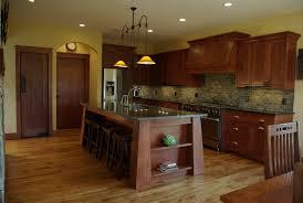mission style oak kitchen cabinets mission style kitchen houzz