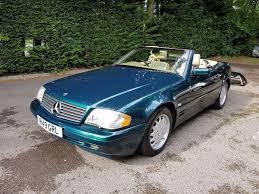 1997 r mercedes benz r129 sl500 in frimley surrey gumtree