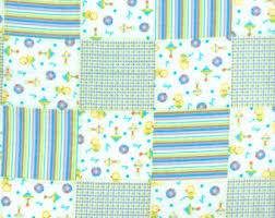 Backyard Baby Fabric by Baby Boy Flannel Fabric Sold By The 1 2 Yard From