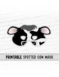 cow template printable eliolera com