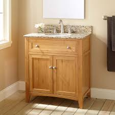 Narrow Bathroom Vanity by Bathroom Wood Sink Vanity Signature Hardware