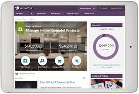 Home Improvement Design Software Reviews by Home Management Software Tracks Home Maintenance Homezada